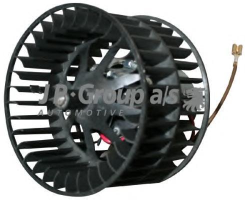 1226100600 Мотор отопителя салона с крыльчаткой / OPEL Corsa-B,Tigra-A