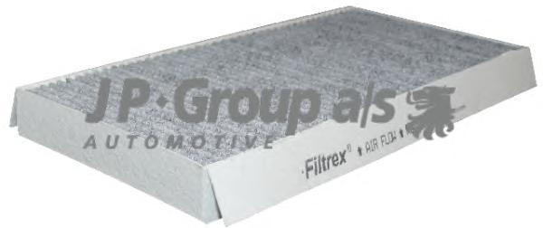 1228101800 Фильтр вентиляции салона / OPEL Corsa-C,Vectra-C,Signum (угольный)