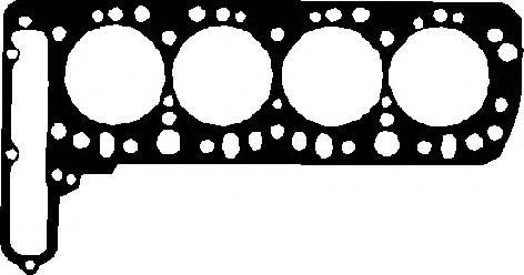 776778 Прокладка ГБЦ MERCEDES OM616 77-96