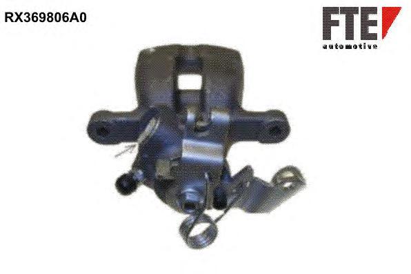 RX369806A0 Тормозной суппорт Re R OP Astra G/H,Meriva восст.