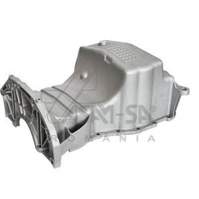 30437 Поддон картера двигателя RENAULT LOGAN 1.4-1.6i