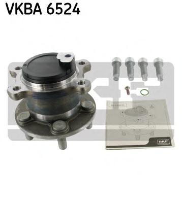 VKBA6524 Ступица с подшипником FORD GALAXY/S-MAX 06- зад.