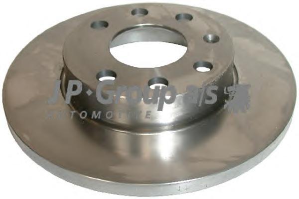 1263100700 Диск тормозной передний / OPEL Corsa-C (11x240mm)