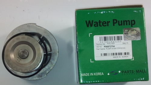 PHC005 Насос водяной CHEVROLET AVEO/NEXIA/LANOS 1.4/1.5 SOHC