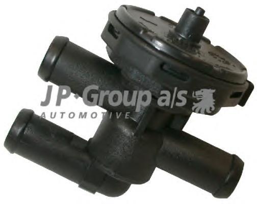 1226400100 Клапан отопителя салона / OPEL Astra-F,Corsa-B, Vectra-A/B, Omega-B