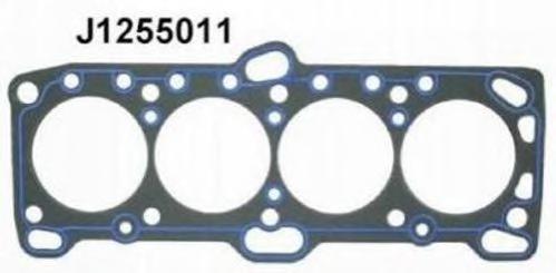 J1255011 Прокладка ГБЦ MITSUBISHI GALANT/L300 2.0 89-93