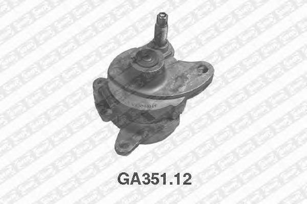 GA35112 Ролик натяжной поликлинового ремня MB: Classe CLK, Classe E, Serie 124, Classe V, Vito, Classe ML, Classe SLK - MB: Clas