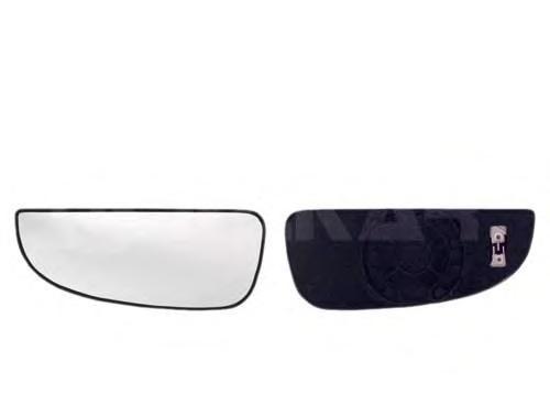 6442922 Стекло зеркала CITROEN JUMPER/PEUGEOT BOXER 06- нижний правое обогрев