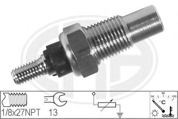 330113 Датчик температуры охлаждающей жидкости FORD: ESCORT CLASSIC (AAL, ABL) 1.8 TD 98-00, ESCORT CLASSIC Turnier (ANL) 1.8 TD