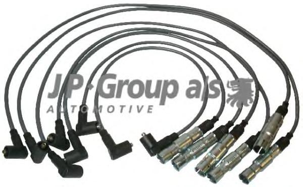 1192002010 Провода высоковольтные, комплект / VW Golf-III,Passat,Vento,Sharan 2.8 VR-6