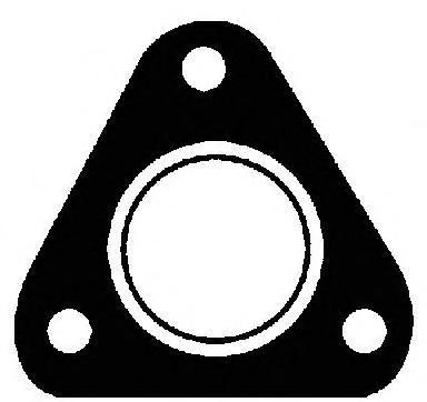 712846100 Прокладка коллектора VW Sharan 2.8 VR6 95 Ex