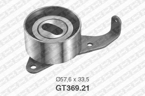 GT36921 Ролик приводного ремня Toyta Carina II 1.8 83