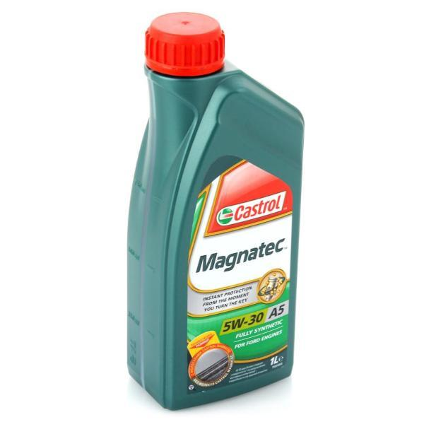 15581E Масло моторное 5W-30 CASTROL 1л MAGNATEC А5 Ford
