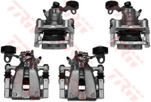 ckq101 Комплект корпуса скобы тормоза