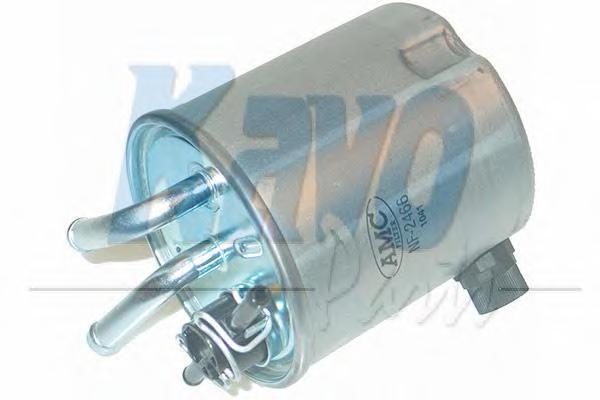 NF2466 Фильтр топливный NISSAN NAVARA/PATHFINDER 2.5 DCI (с клапаном)