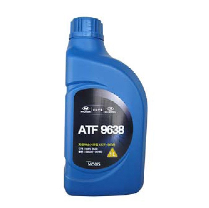 0450000180 Масло для АКПП Hyundai ATF (1л)