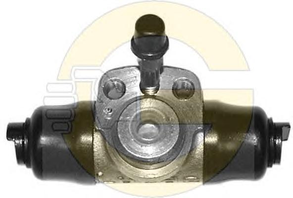 5002111 Цилиндр торм.раб.AUDI 100/80/VW G3/LUPO/PASSAT/POLO 75-99