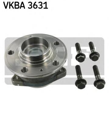 VKBA3631 Подшипник ступичный задн VOLVO: XC 90 2WD 02-