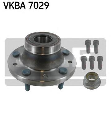 VKBA7029 Ступица с подшипником FORD TOURNEO CUSTOM/TRANSIT CUSTOM 12- зад. 330series