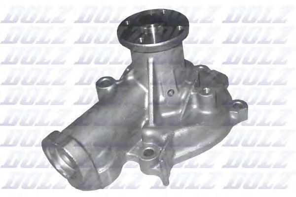H217 Насос водяной Hyundai Santa FE 2.0-2.4 G4BP 01 Mitsubishi Galant 2.0i-2.4i 96