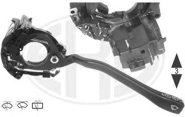 440283 Переключатель подрулевой VW: CADDY I (14) 1.5/1.6/1.6 D/1.8 82-92, DERBY (86C, 80) 1.0/1.1/1.3 81-84, GOLF I (17) 1.1/1.3