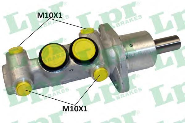 1835 Цилиндр торм.глав.VW CADDY/G3/LUPO/PASSAT/POLO 1.0-2.8 82-05