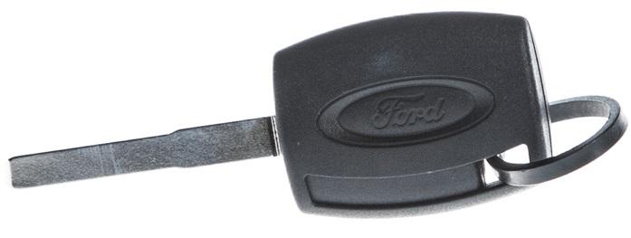 5127857 Заготовка ключа Фокус 2/3 с иммобилайзером