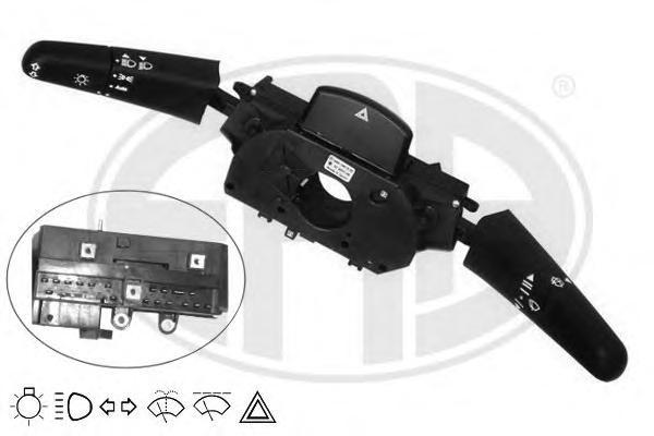 440401 Переключатель подрулевой комбинированный MB W163 98-05