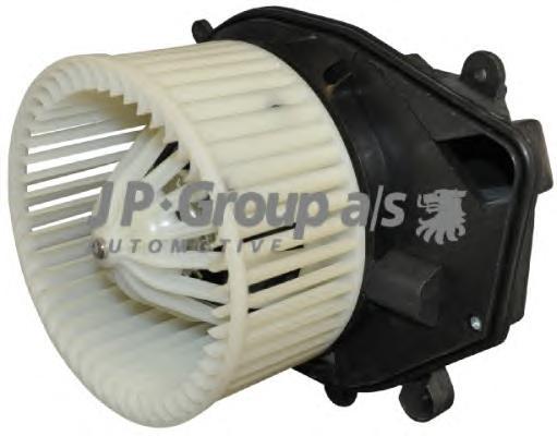 1126100800 Мотор печки отопителя салона AUDI/VW