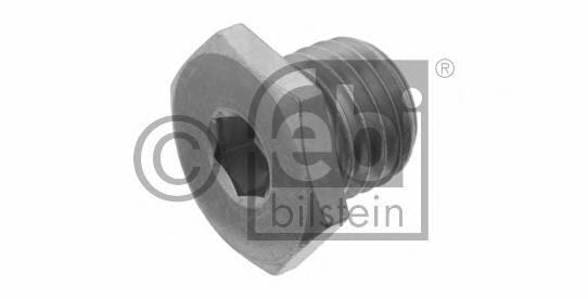 30921 Пробка резьбовая BMW M12x1.5x13 S=17 (без уплотн. кольцом)