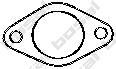 256096 Прокладка глушителя FORD FOCUS II/MAZDA 3/VOLVO V50
