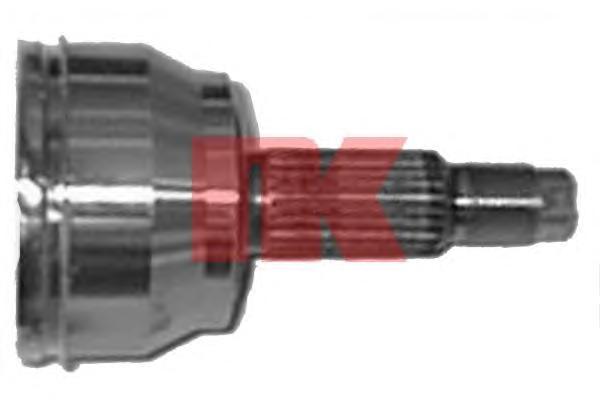 512513 ШРУС наружный / FORD Escort IV-VII, Fiesta-III, Orion-III 1.0/1.1/1.3 89~