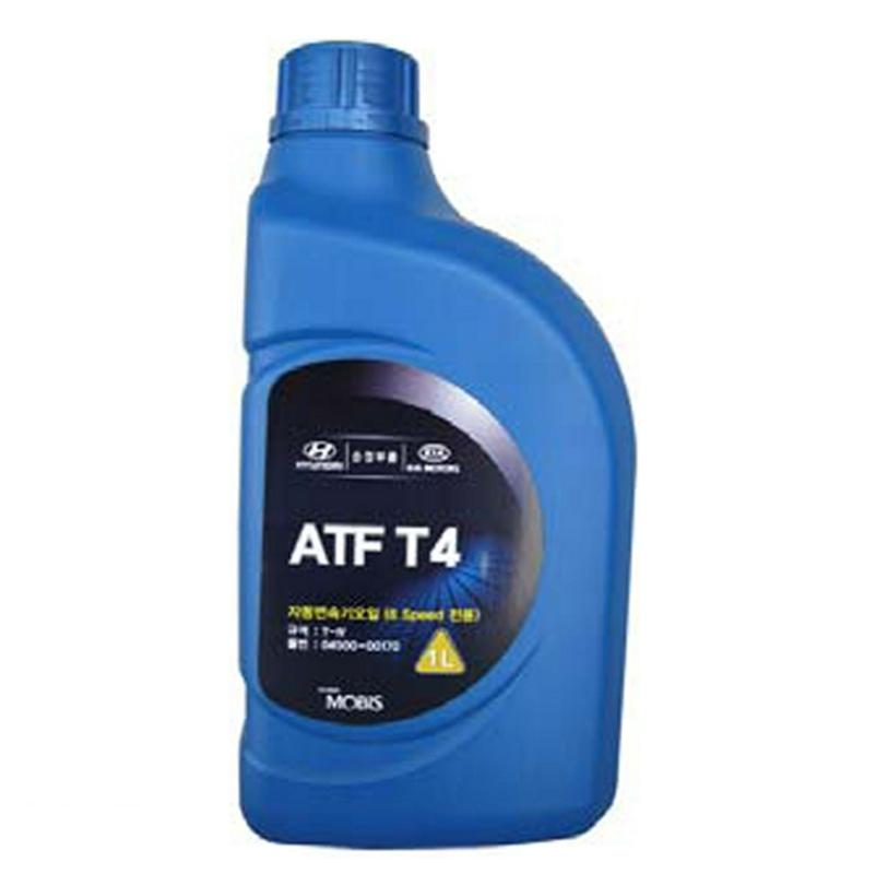 0450000170 Масло для АКПП Hyndai ATF T-IV (1 л.)