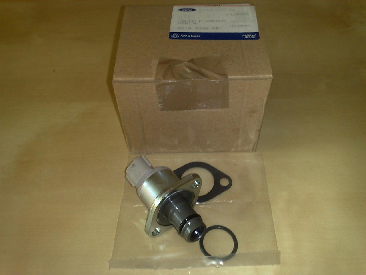 1514885 Клапан ТНВД FORD TRANSIT 06- 2.2D/2.4D
