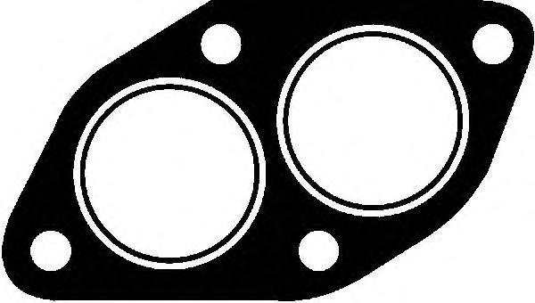 712405720 Прокладка коллектора Audi 80/A4/A6, VW Passat 1.6-2.3 <01
