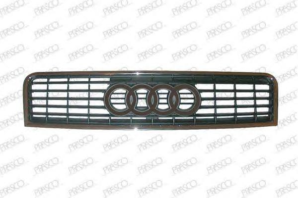 AD0202001 Решетка радиатора / AUDI A-4 10/00-09/04