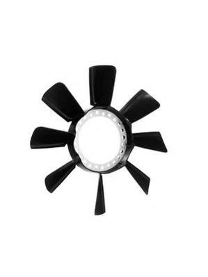 LR001 Крыльчатка вентилятора AUDI: A4 95-00, A4 00-04, A4 Avant 95-01, A6 97-05, A6 Avant 97-05, A8 94-02  SKODA: SUPERB 02-08