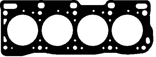 445540 Прокладка ГБЦ Mazda B2200 2.2D R2 87