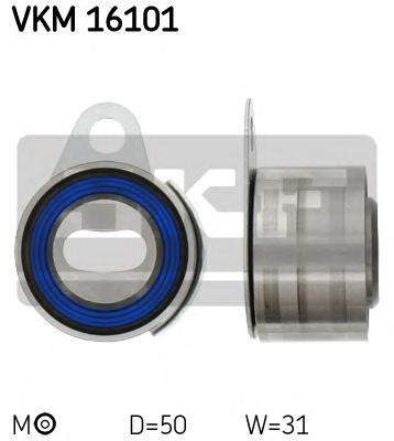 VKM16101 Деталь VKM16101_pолик натяжной pемня ГPМ