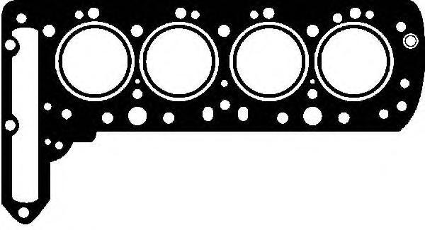 H5009000 Прокладка ГБЦ MB 207D-307D 2.4D OM616 76