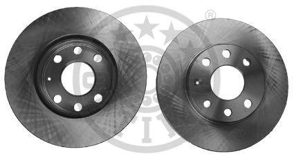 BS0610 Диск тормозной CHEVROLET LANOS/AVEO/SPARK/ASTRA F/CORSA B/VECTRA A передний вент