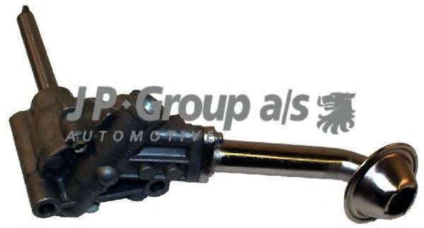 1113100200 Насос масляный / AUDI 80/100,VW Passat-II 1.3/1.6/1.8 84-95