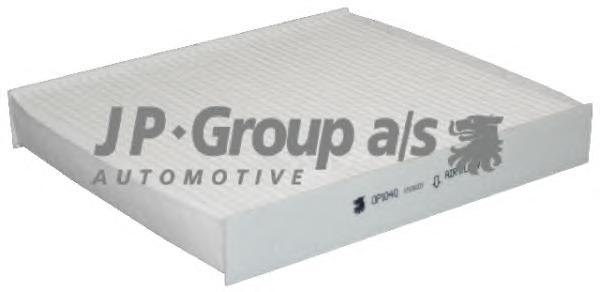 1528100600 Фильтр вентиляции салона / FORD Focus-II;VOLVO C30,S40,V50,C70 01/04~