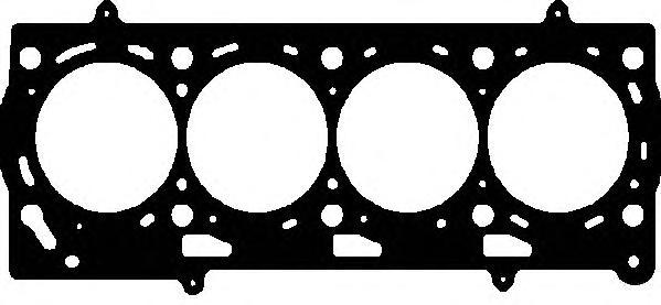 531281 Прокладка ГБЦ VW POLO/CADDY II 1.4 AKK/AKP/ANW/AUD 95-02