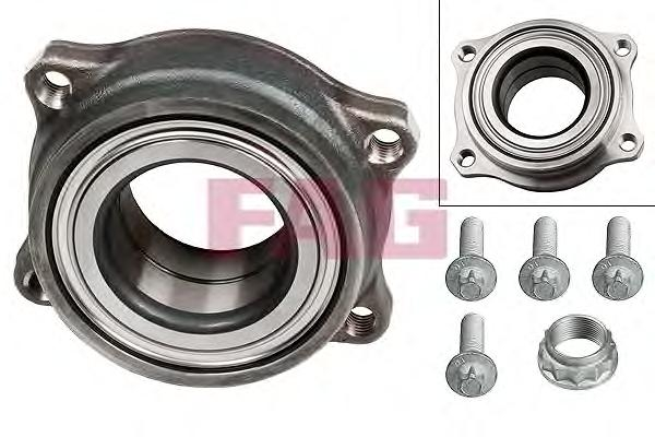 713667940 Подшипник ступичный MERCEDES-BENZ: C CLASS (W204) 07-, C CLASS T-Model (S204) 07-, C CLASS (S204) 07-