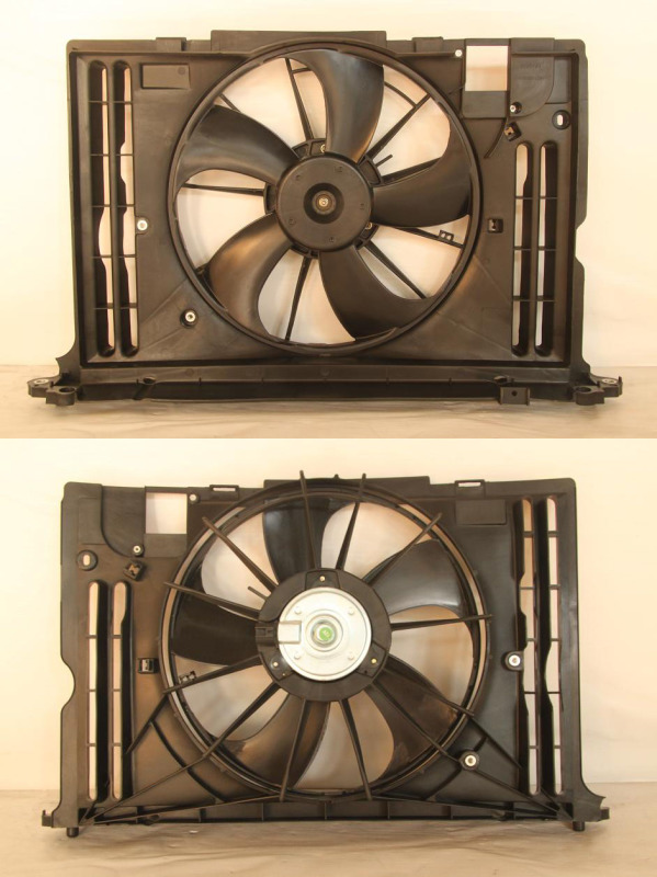 404007to Вентилятор охлаждения