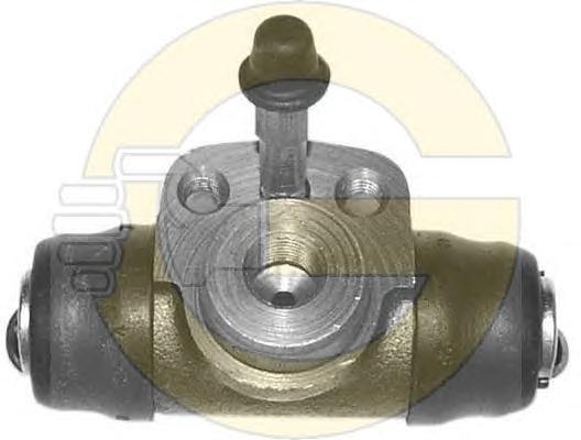 5001108 Цилиндр торм.раб.AUDI 80/VW G1/G2/PASSAT/POLO 74-91