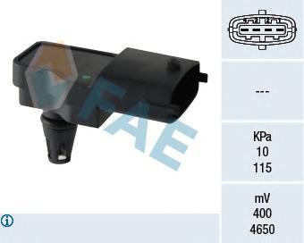15041 Датчик давления воздуха FI 1,2-1,4