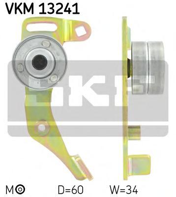 VKM13241 Ролик натяжной ремня ГРМ Citroen. Peugeot 1.9D-1.9TDi 96