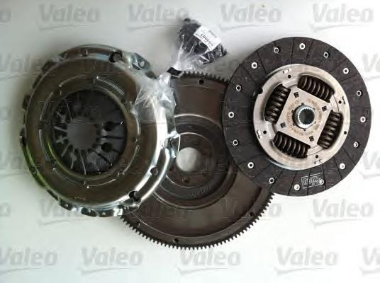 835065 Комплект сцепления с одномассовым маховиком FORD: GALAXY (WGR) 1.9 TDI 95-06  SEAT: ALHAMBRA (7V8, 7V9) 1.9 TDI 96-10  VW